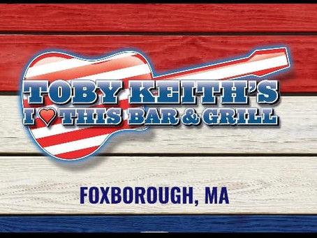 Toby Keith's 1/31!