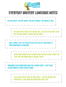 image about Braves Printable Schedule referred to as Lunchbox Notes - Totally free Printable!