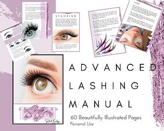 Advanced Eyelash Extension Training Manual