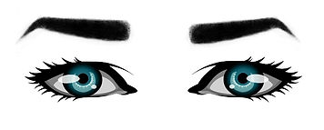 lash extension training eye shapes