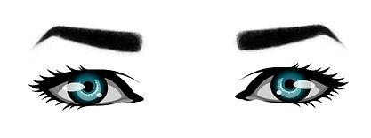 volume lash training eye shapes