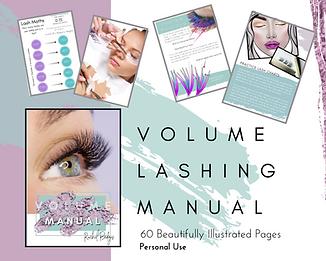 online volume lash extension training course