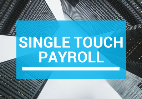 Are you ready for Single Touch Payroll (STP)?