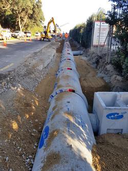 Port Road Upgrade