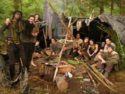 survival-week-3team building tribù