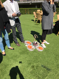team building drone experience