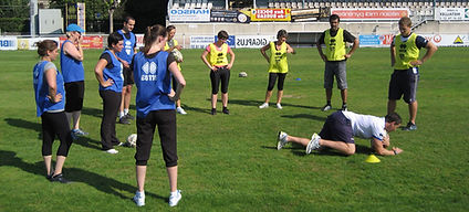 team building rugby