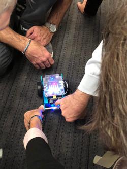 team building robot