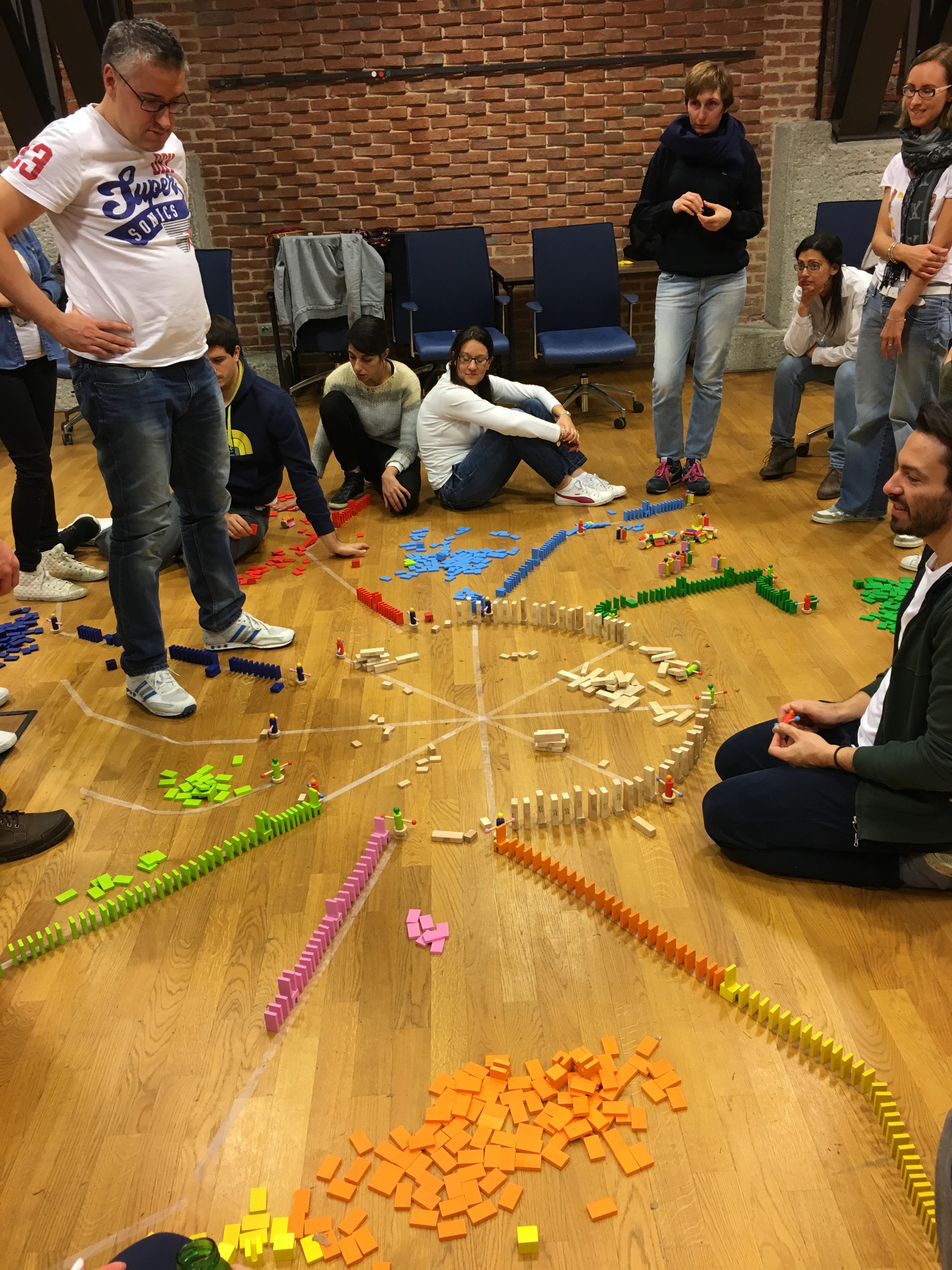 domino effect 1