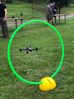 teambuilding drone