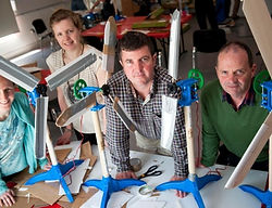 team building wind energy