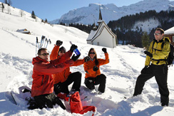 Teambuilding_Winter game