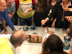 robot experience team
