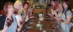 chocolate-girls