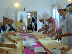 TEAM BUILDING COOKING 1