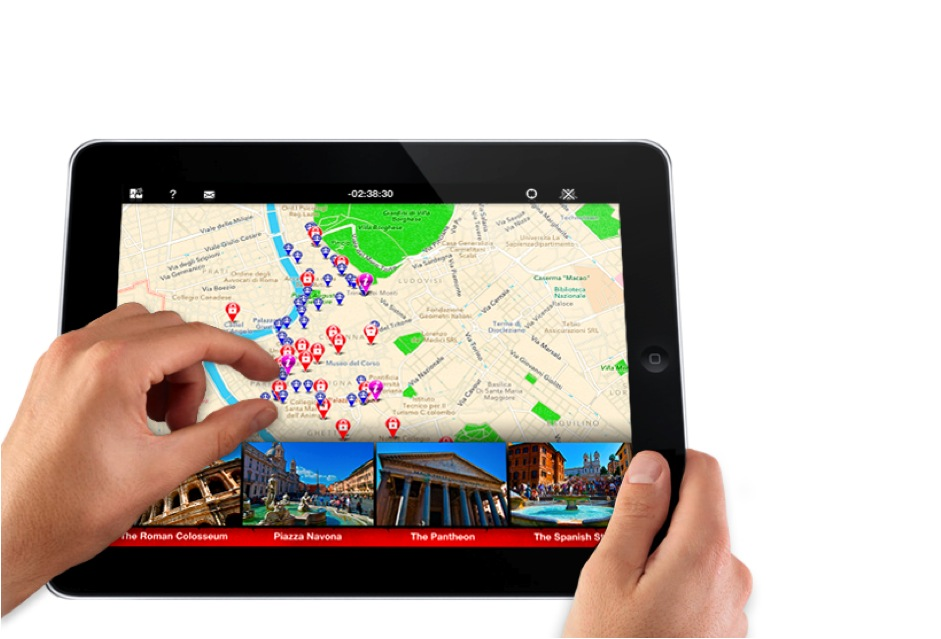 iPad_treasure_hunt_italy_map
