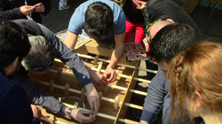 building calcio balilla