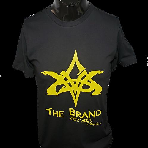 VMS Black/Yellow T Shirt
