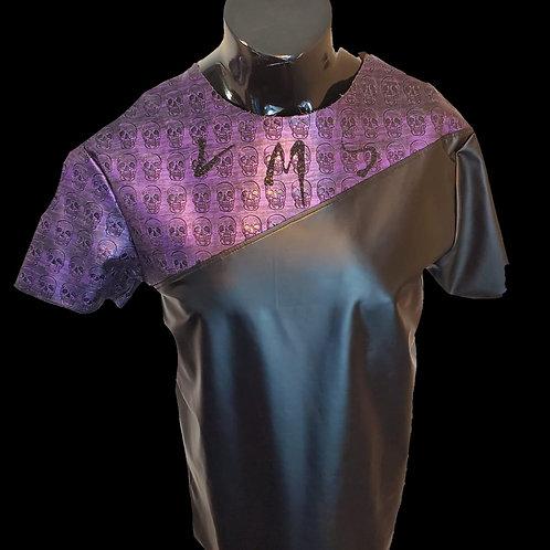 Purple Skull Shirt