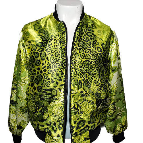 Leopard Lime (Youth)