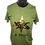 Thumbnail: VMS Olive/Gold T Shirt