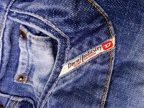 The Italian denim brand announced that it seized and destroyed tens of thousands of counterfeits!