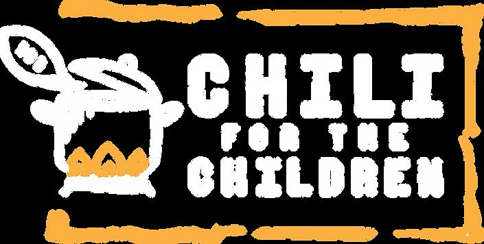 Chili for the Children 2-Color Logo Hori