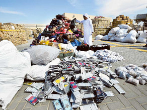 UAE: Over 300,000 fake goods worth Dh7.3 million seized this year