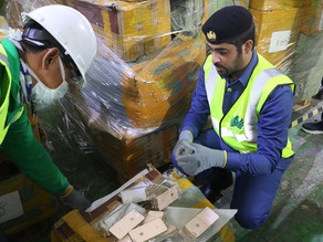Dubai destroys 48,000 counterfeit products in first quarter of 2020