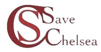 Save Chelsea Logo