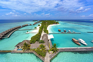 sheraton water villa with pool maldives