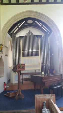 St Mary's, Brompton Regis