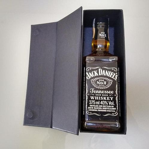 Caixa de Wisky Jack 375 ml - DS2077FI