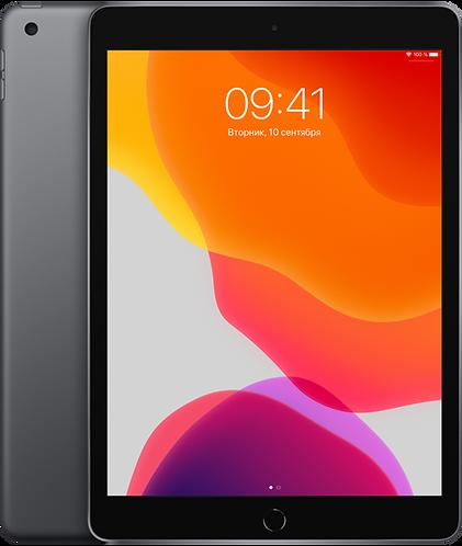 "Планшет Apple iPad 10.2"" (2019) Wi-Fi 128GB «серый космос»"
