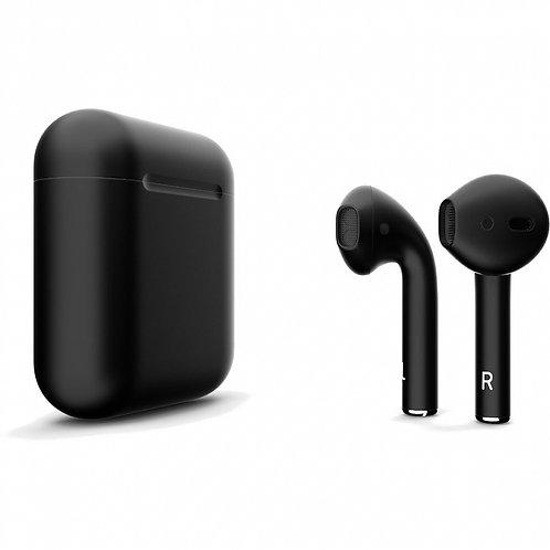 Наушники Apple AirPods 2 Black в зарядном футляре