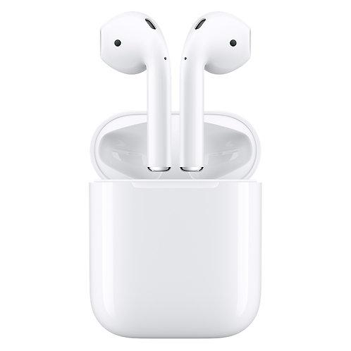 Наушники Apple AirPods 2 с беспроводной зарядкой (2019)