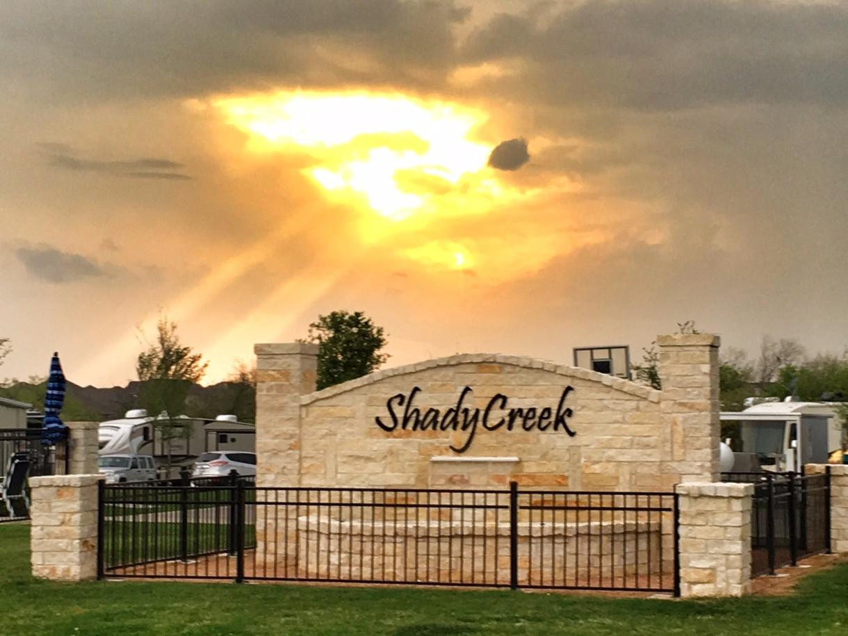 Best Rv Park Dfw Shady Creek Rv Park Amp Storage Aubrey
