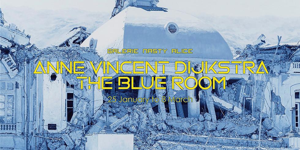 The Blue Room - Anne Vincent Dijkstra
