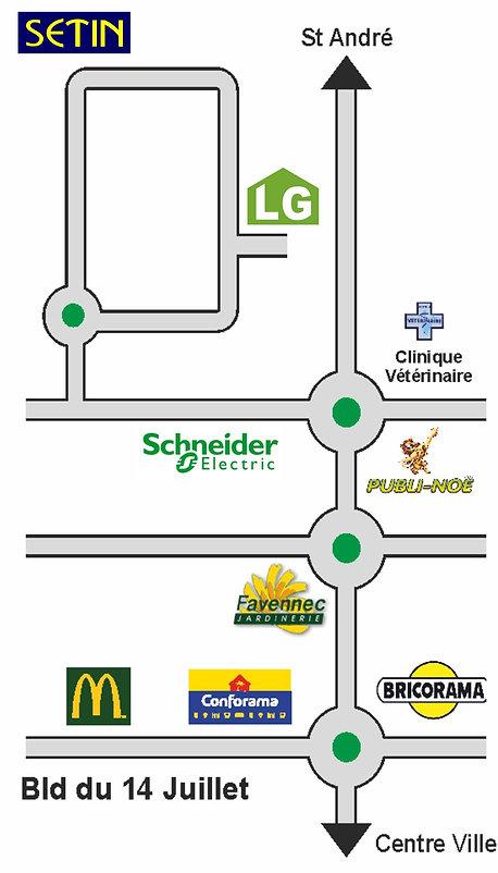 Entreprise LG ISOLATION / 480 Rue Nungesser et Coli 27930 ZAC DU LONG BUISSON