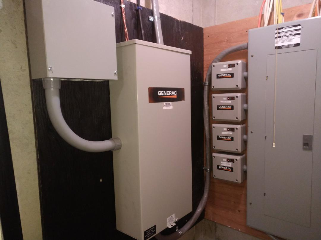 Automatic or Manual Transfer Switches