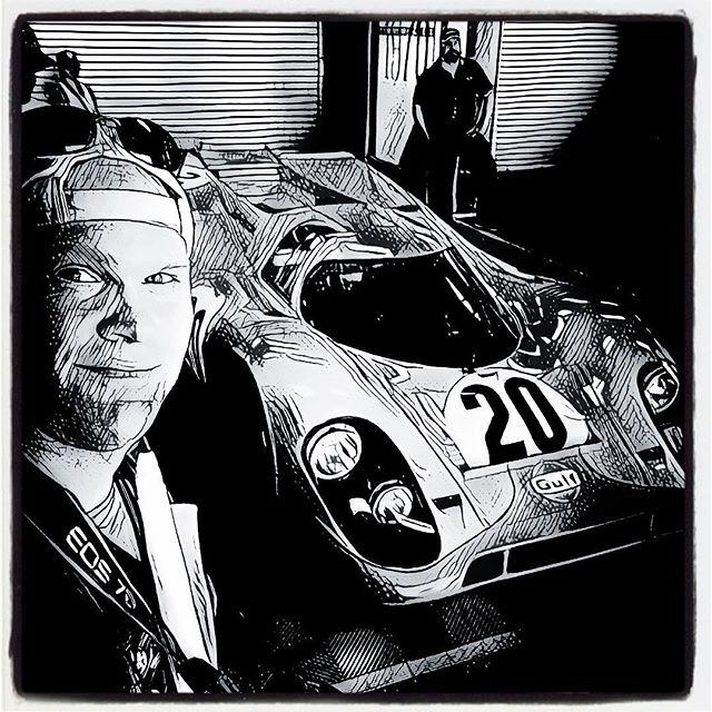 #917 #lemans24h #mcqueen