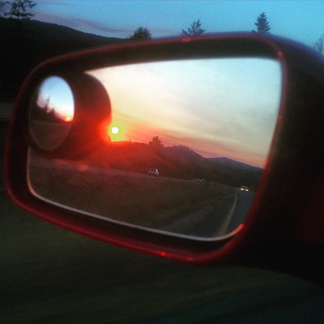 #northwest #sunset #mkiv #r32 #montana #vw #vdub