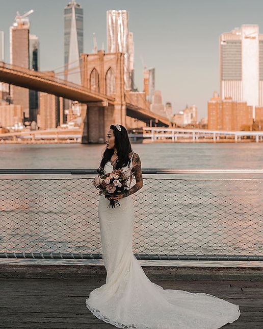 New York Wedding Collaboration
