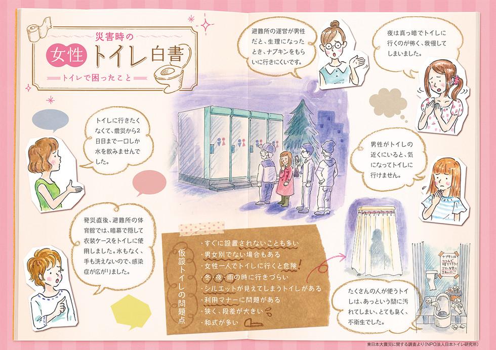 日本トイレ研究所ポスター
