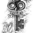 Missoula Deck: Ace of Spades