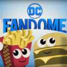 "DC Fandome ""Big Belly Burger"""