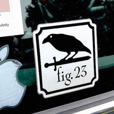 fig. 23 Window Sticker