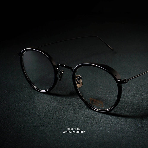 EYEVAN 7285 717E 黑魂 連1.6 Klar by ZEISS 鏡片