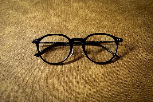 金子眼鏡 KC78 BK 連1.6 Klar by ZEISS 鏡片