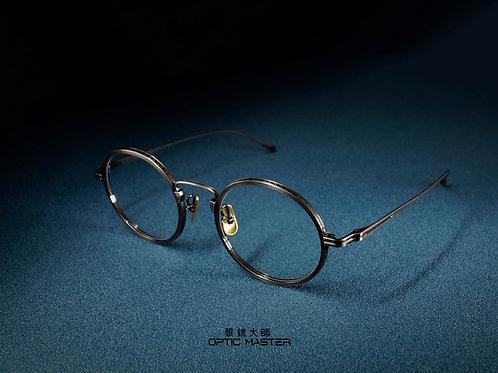 金子眼鏡 KJ 50 ATS 連1.6/1.67 Klar by ZEISS 鏡片
